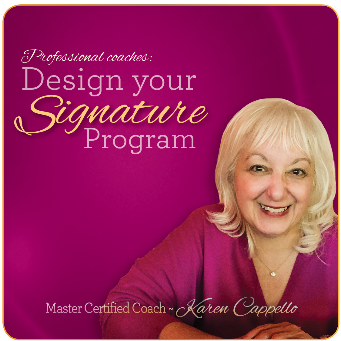 Signature Program Template